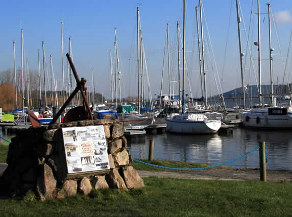 Le Foleux, Brittany – a pretty port on the River Vilaine