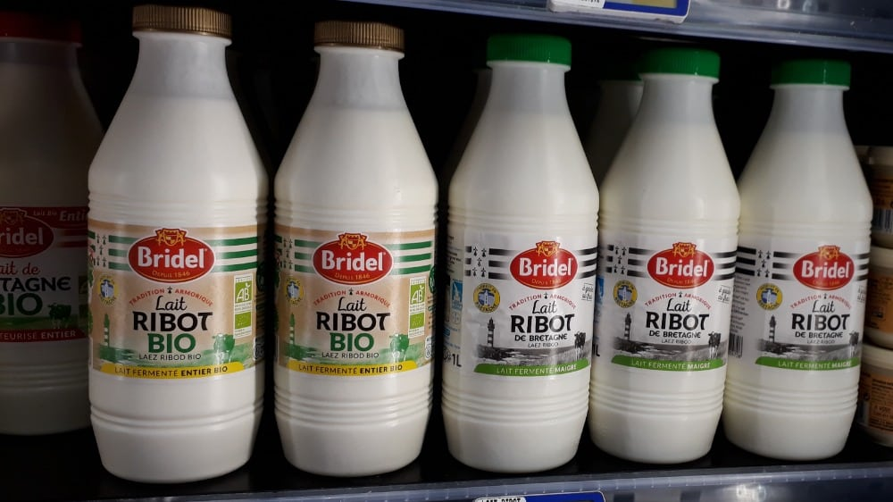 Lait Ribot – French Buttermilk