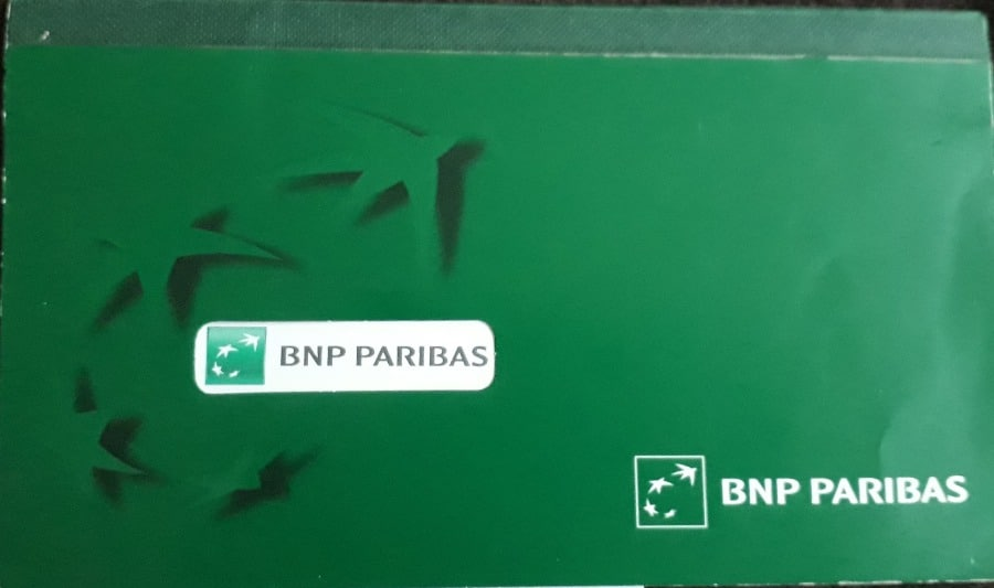 France – the nation of the cheque book