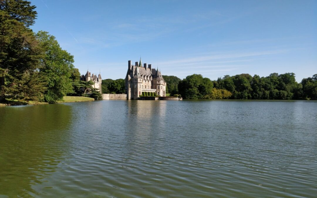 Golf Courses in Western France