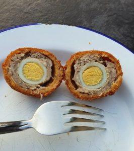Fresh quails' eggs 2
